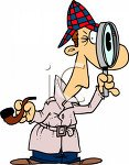 13_private_detective_looking_through_magnifying_glass_for_clues_-_sherlock_holmes