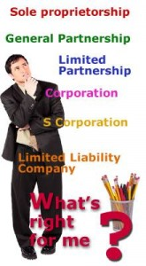 type of business formation