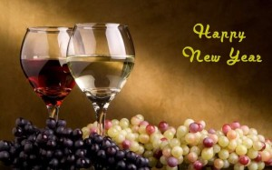 happy-new-year-wine-and-grapes